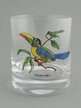 """Glas """"Tukan"""" (Dekor 4)"""