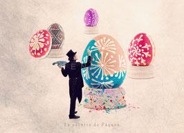 CP YP - Le peintre de Pâques