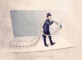 CP YP - Le livreur de bijoux