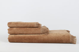Velour Towel Mocca