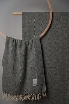 Nomad Towel Black