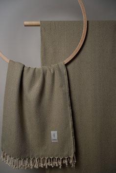 Nomad Towel Green Olive