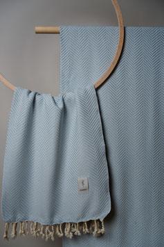 Kashkar Towel Baby Blue
