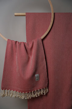 Nomad Towel Red