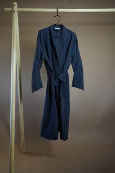 Linen Kimono Indigo