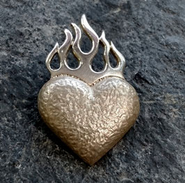 Flaming Heart""""
