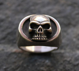 "Siegelring "" Skull"""