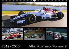 Kalender Alfa Romeo Formel 1