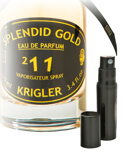 SPLENDID GOLD 211 sample 2ml