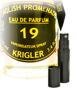 ENGLISH PROMENADE 19 sample 2ml