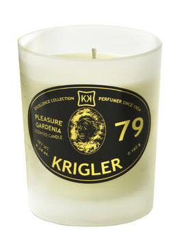 PLEASURE GARDENIA 79 Scented candle