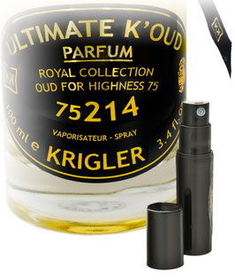 ULTIMATE K'OUD 75214 sample 2ml