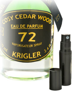 COSY CEDAR WOOD 72 sample 2ml