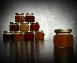 Fruchtaufstrich Pfirsich-Ingwer