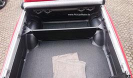 PickUpMatte für Renault Alaskan Doppelkabine mit Original-Laderaumwanne