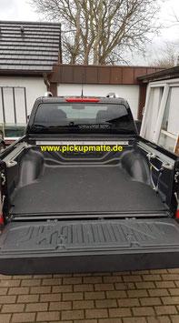 PickUpMatte für Nissan Navara NP300/D231 Doppelkabine mit Wanne (4. Gen.)