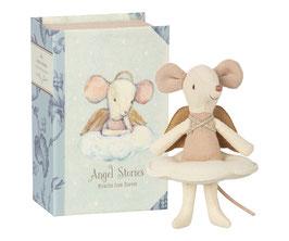 """Mäuseengel """"Große Schwester"""" im Buch"""