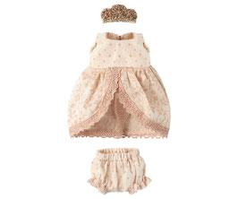 Prinzessinnen Kleid, rose, Micro & Maus