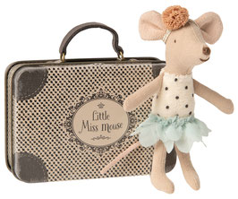 Little Miss Mouse in Koffer