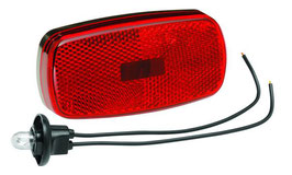 Trailer Light; 478 Series Red complet