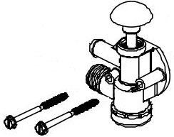 Dometic  Toilet Water Valve Module