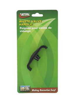 Sewer Waste Valve Handle Plastic