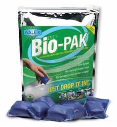 BIO PAK Waste Holding Tank Mint Fresh