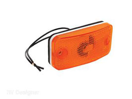Clearance Light; LED Amber Compl.