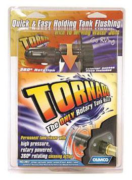 Tornado Holding Tank Flushing / Tankreinigungsanschluss