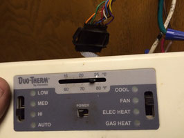 Duo Therm Thermostat 310535.001