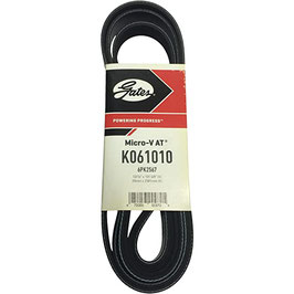 Gates K061010 Micro-V Serpentin Antriebsriemen