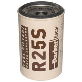 Racor Kraftstofffilter / Wasser Separator Ersatz Element Racor Spin-on Series | #R25S