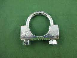"Onan Cummins | 155-1257 | Generator Muffler Tail Pipe Clamp 1 1/4"""