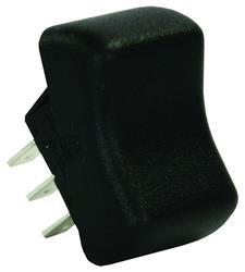Multi Purpose Switch; 16 Amp At 125 To 250 Volt AC/ 3/4 Horsepower black