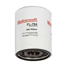 FORD 7.3L MOTORCRAFT OIL FILTER FL-784