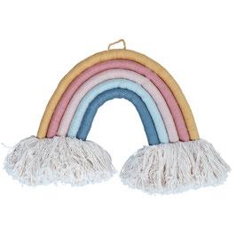 Großer Bio Deko Rainbow Mobile  (Fabelab)