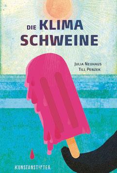 """Kinderbuch """"Die Klimaschweine"""" (Kunstanstifter)"""