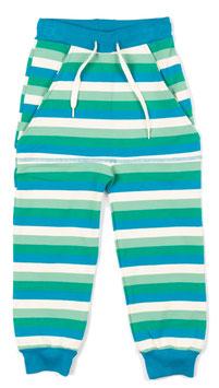 Jogginhose KRISTOFFER Mint Stripes  (Alba of Denmark)