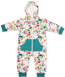 Baby Jumpsuit OCEAN FRIENDS (Ingela P. Arrhenius)