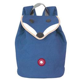"dänischer Kinderrucksack ""HILDA FUCHS"" blau"