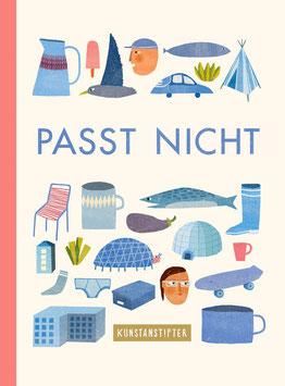 """Bilderbuch """"Passt nicht"""" (Kunstanstifter)"""