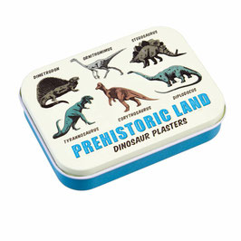 Pflasterbox Dinosaurier
