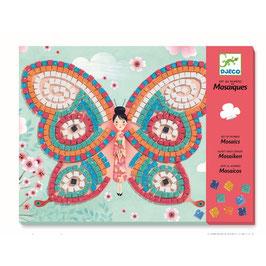 Glitzer Schmetterlinge Mosaike (DJECO)