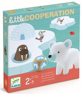 Erste Spiele: Little Cooperation  (Djeco) ab 2 Jahren