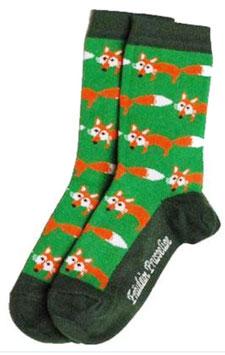 Bio Socken Fuchs (KIDS)