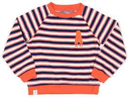 Frottee Pullover MAGIC Stripes (Alba of Denmark)