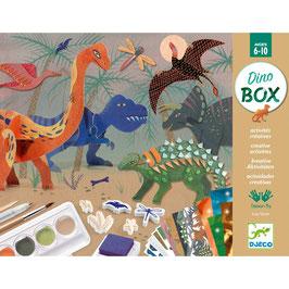 XXL Beschäftigungs-Set Multi Activity DINO BOX (DJECO)
