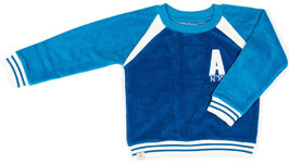 Nicki Pullover SEAN blue (Alba of Denmark)