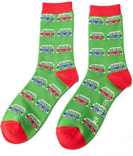 Bambus Socken Campervan (Mr Heron) 42-45