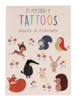 Tattoos Waldfreunde